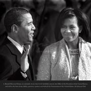 Barack Obama – Taking The Oath Photograph