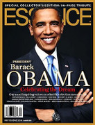 Essence Magazine Special Collectors Edition Barack Obama Cover '