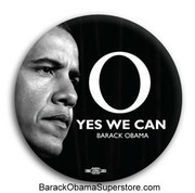 Fab Barack Obama Presidential Collectible Button-2
