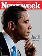 Newsweek Magazine Barack Obama America Cover Issue 2009