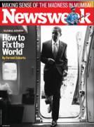 "Newsweek Magazine Barack Obama ""fix The World"" Cover Issue 2008"