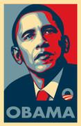 Rare Barack Obama Collectible Obama Print