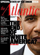 The Atlantic Magazine Barack Obama Cover Issue
