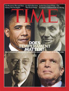 Time Magazine Barack Obama & The Presidents Cover Issue