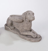 Guardian Angel Dog Sculpture Statue