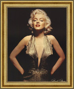 Marilyn Monroe (Gold)