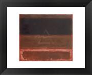 Four Darks in Red, 1958 - Mark Rothko