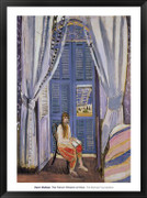 The French Window at Nice, late 1919 - Henri Matisse