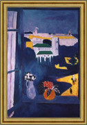 Window at Tangiers - Henri Matisse