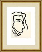 Nadia Regardant a Droite, Femme III - Henri Matisse