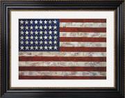 Flag, 1954 - Jasper Johns