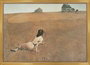 Christina's World, c.1948 - Andrew Wyeth