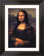 Mona Lisa, c.1507 -  Leonardo Da Vinci