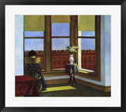 Room in Brooklyn - Edward Hopper