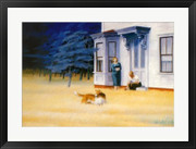 Cape Cod Evening - Edward Hopper