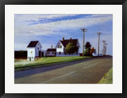 Route 6, Eastham - Edward Hopper