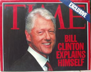 Fabulous Steve Kaufman Clinton Original