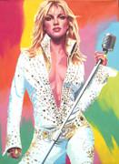 Splendid Steve Kaufman Britney Spears