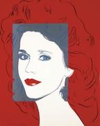 Dynamic Andy Warhol, Trial Proofs And Uniques Jane Fonda, 1982