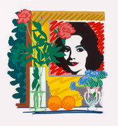 Fabulous Tom Wesselmann, Still Life With Liz, 1993