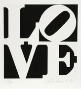 Splendid Robert Indiana, The Book Of Love 1, 1996