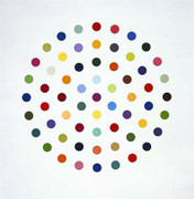 Beautiful Damien Hirst, Cineole, 2004