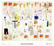 Great Basquiat Icarus Esso