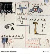 Rare Basquiat Untitled
