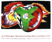 Beautiful Rosenquist Space Dust SIGNED