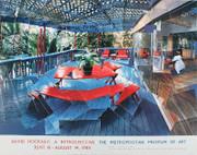 Fabulous David Hockney Terrace without Shadows