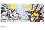 Splendid Lichtenstein Whaam (Diptych)