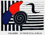 Great Calder Helisse, At Pace