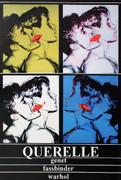 Extraordinary Warhol Querelle x 4