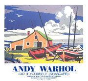 Beautiful Warhol Do it yourself (seascape)