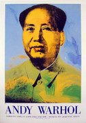 Beautiful Exciting Warhol Mao