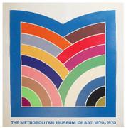 Rare Stella The Metropolitan Museum of Art 1870-1970