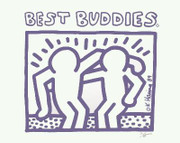 Keith Haring Best Buddies Cover