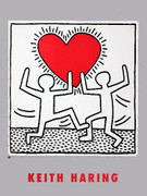 Keith Haring Untitled (October 7, 1982)