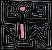 Keith Haring Untitled #8