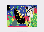 Matisse The Sorrow of the King