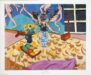 Matisse Still Life with Dance