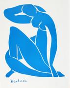 Matisse Blue Nude