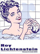 Roy Lichtenstein Woman  Bathing Art Print