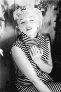 Anon Marilyn Monroe Art Poster
