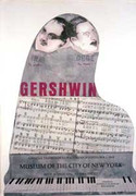 Larry Rivers Gershwin Brothers Art Print