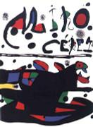 Joan Miro Ceret Art Print