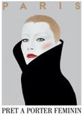 Razzia Pret a Porter Feminin Art Print