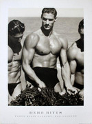 Ritts Men with Kelp, Paradise Cove