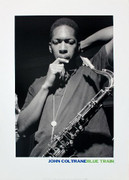 Unknown John Coltrane 'Blue Train'