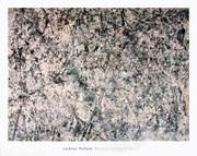 Jackson Pollock Number 1 (1950)